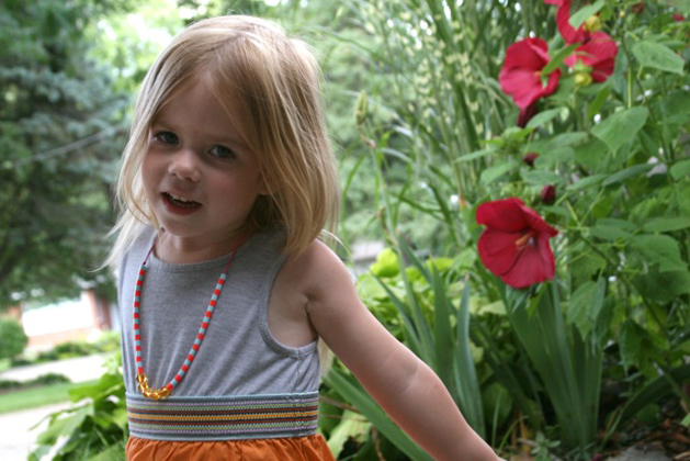 How-To: Kids' Perler Bead Necklaces