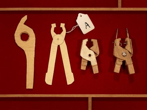 Leatherman tool prototypes