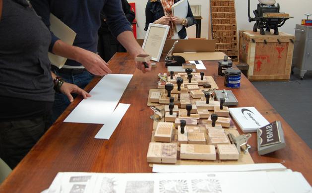 Levi's Workshop in San Francisco