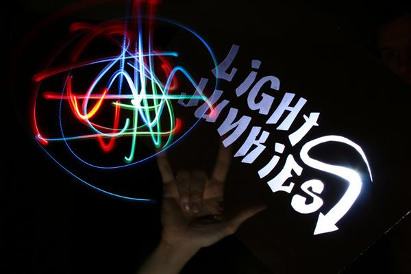 """How-To:  """"Light stencil"""" effects for light painting"""