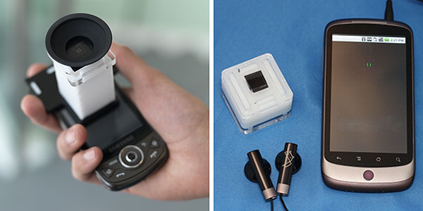 Mobile optometry solution for developing countries