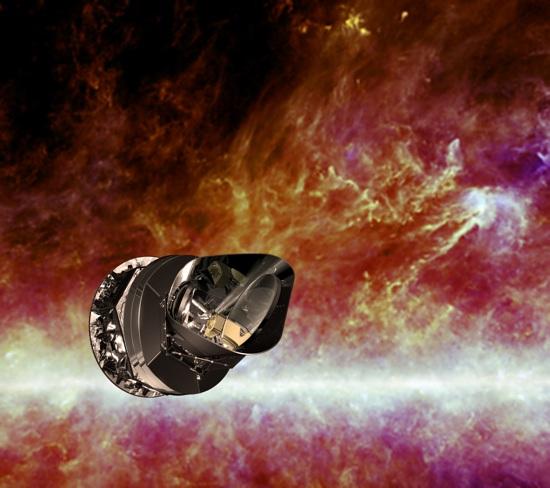 Planck unveils the Universe