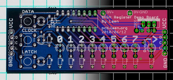 From PCB design to reality