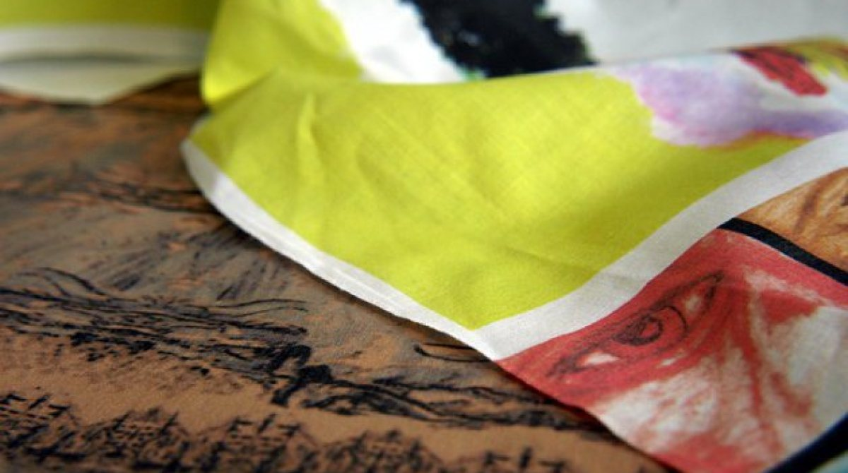 How-To: Print on Fabric with an Inkjet Printer | Make: