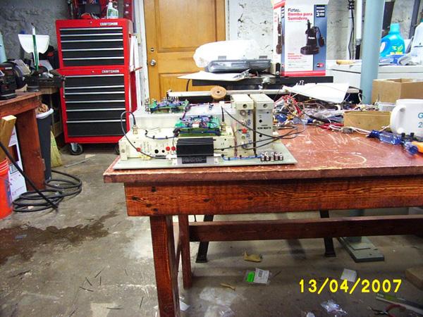 Radar & microwave workshop