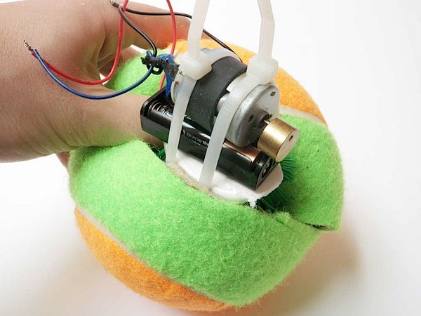How-To: Simple rolly bot