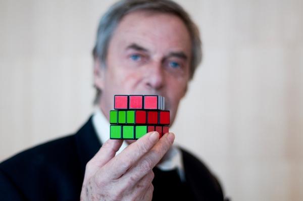 Maker Birthdays:  Ernő Rubik