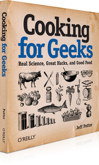 New in the Maker Shed: Cooking for Geeks