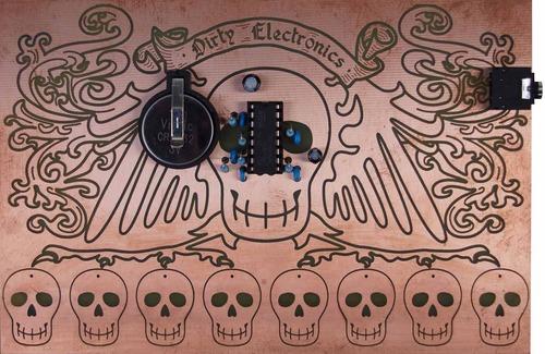 Dirty Electronics weekend laboratory