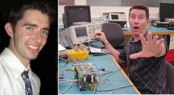 New electronics podcast: The Dave Jones & Chris Gammell Show