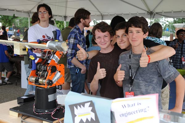 Looking back at Maker Faire, two perspectives
