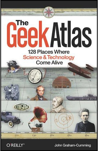 MAKEcation: JB interviews John Graham-Cumming, author of Geek Atlas