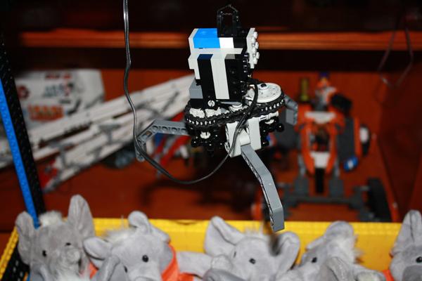 Mindstorms skill crane