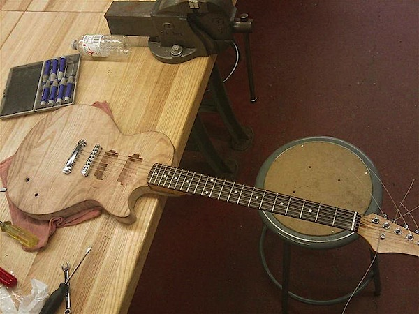 How-To: Machine your own guitar