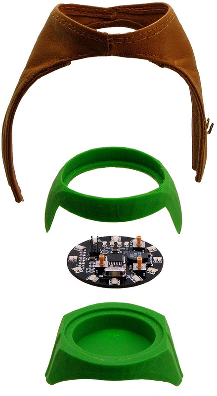 MakerBot Wristwatch Enclosure