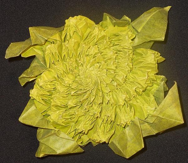 Math Monday: Geometric origami