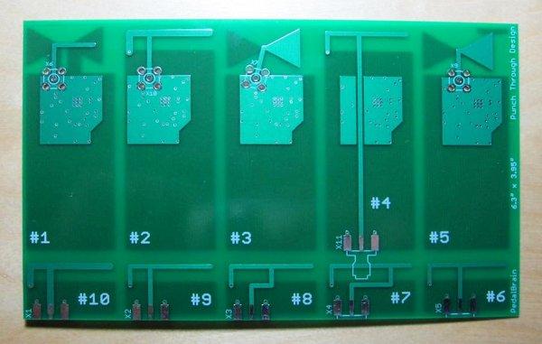 Hack your way through PCB antenna design