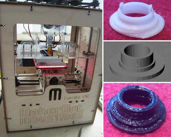 Make and Mend: MakerBot DishWasher Repair