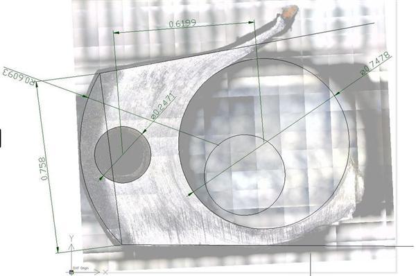 Webcam + CNC robot = high resolution scanner