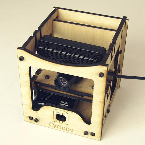 MakerBot Cyclops 3D scanner