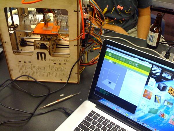 Help brainstorm next steps for MakerBot