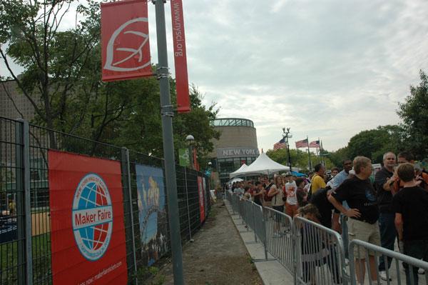 World Maker Faire is LIVE!