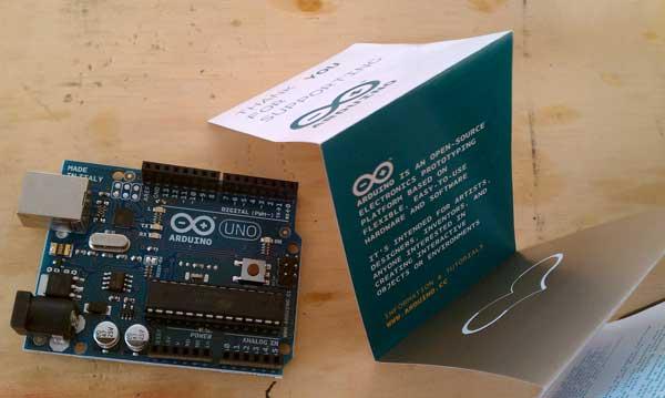 New family of Arduino Boards: available immediately at World Maker Faire NY