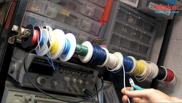Collin's Lab: Wire Rack Attack!