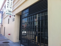 Ideal and cheap San Francisco location for a hacker space