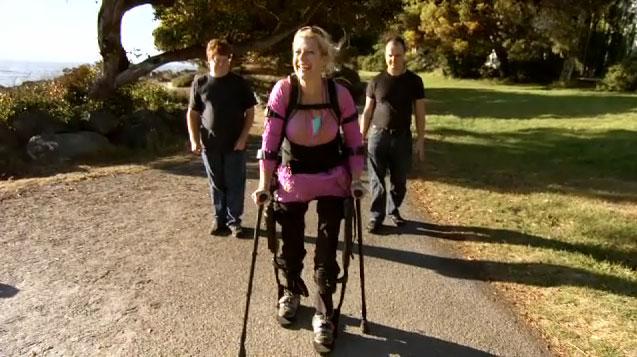 Berkeley Bionics introduces eLEGS exoskeleton