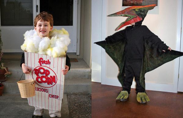 Trick or treat! Staff costume round-up 2010