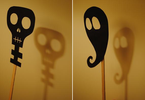 Halloween Shadow Makers