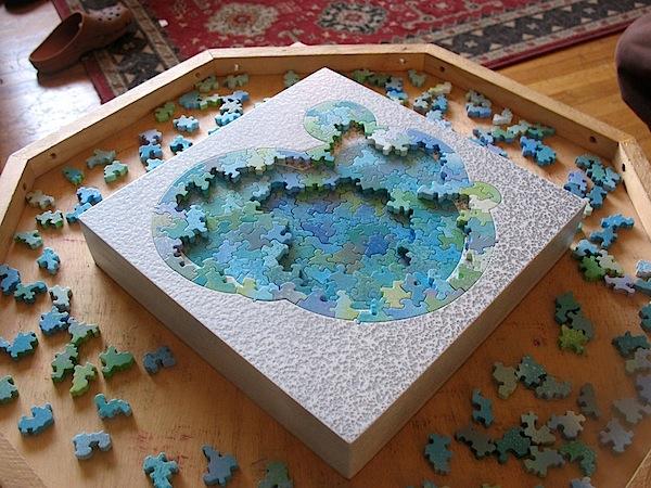 """Chris Yates' """"Depths"""" puzzle"""