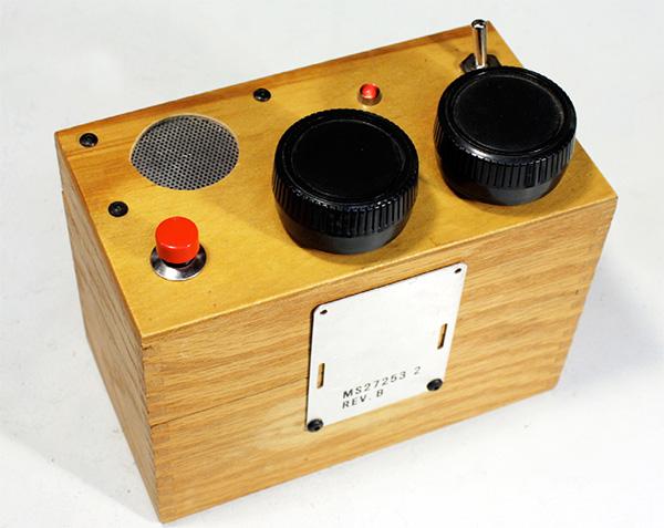 Make an Atari Punk Recipe Box