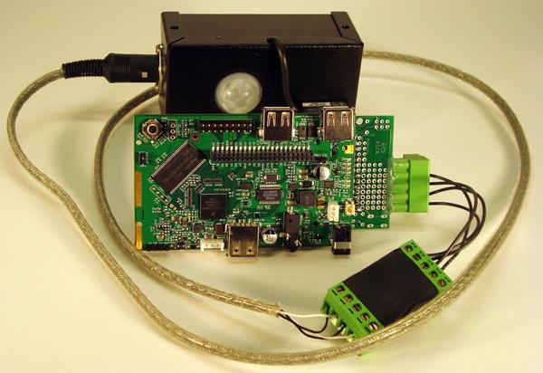 Motion-sensing bathroom noisemaker