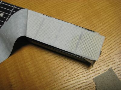 Paper Jamz Guitar teardown