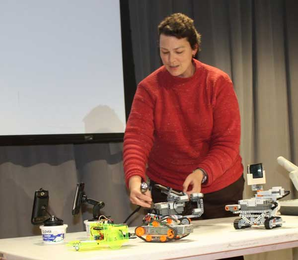 Three ways to power your robot with an Android phone