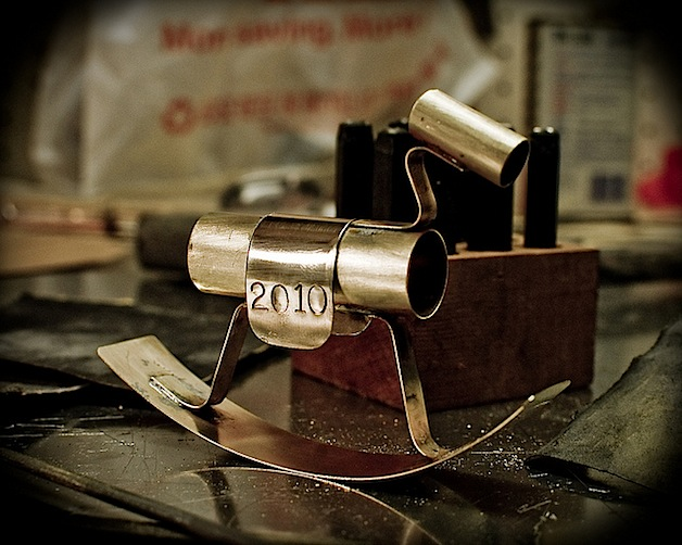 How-To: Brass rocking horse