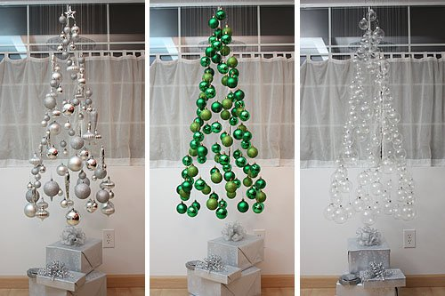 How To: Christmas Tree Ornament Mobile