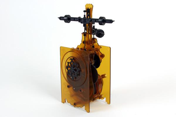 Edo-Style clock kit build