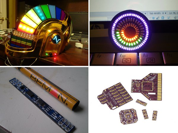Awesome projects built using Dorkbot PCB Order