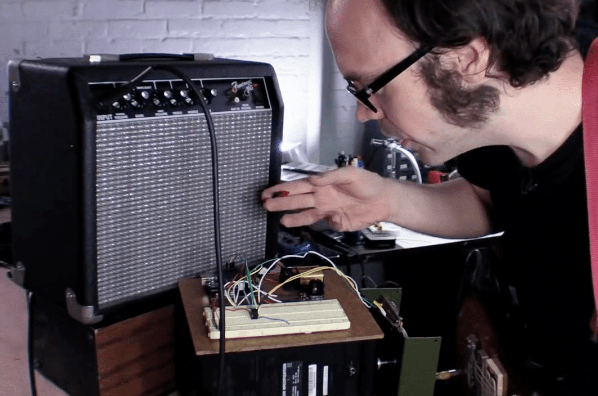 Collin's Lab: Guitar pedal hacking with Arduino