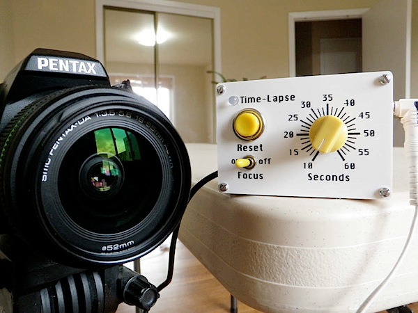 How-To: Pentax intervalometer