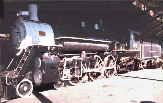 How to boot a steam locomotive