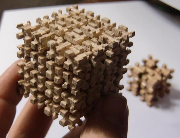 Math Monday: Scroll Saw Fractals