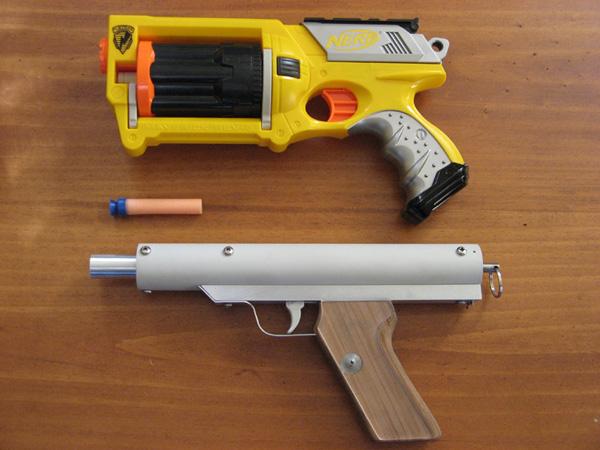 Building a better Nerf gun