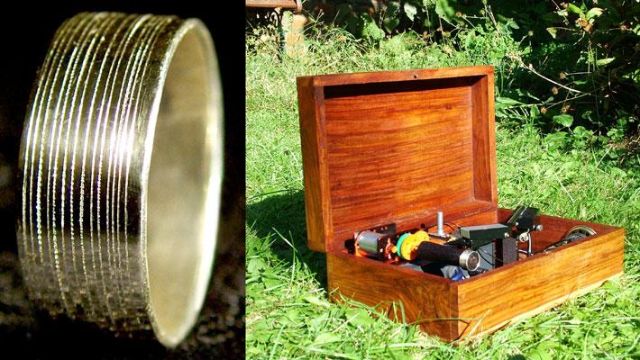 Phonograph ring