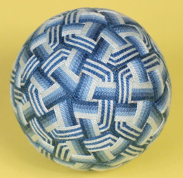Math Monday: Temari balls