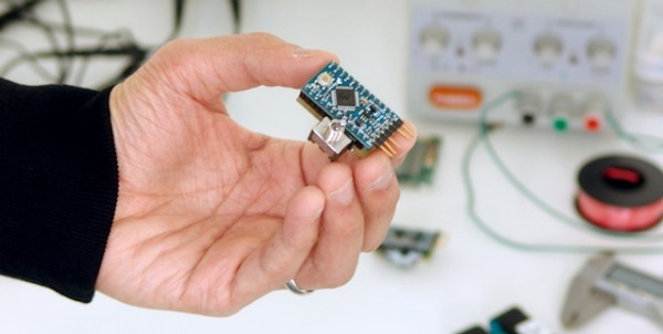Fitbit Uses Arduino for Rapid Prototyping