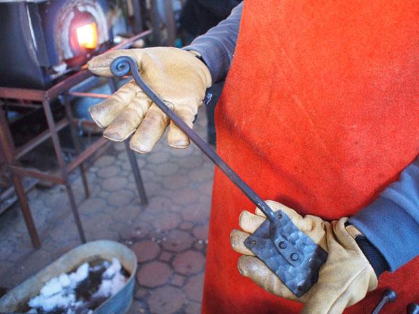 Basic Blacksmithing on CRAFT (video)